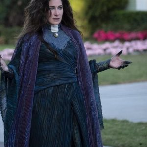 WandaVision Agatha Harkness Spin-Off con Kathryn Hahn nelle opere: Rapporto